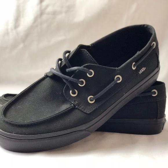 00e777b220e Vans Chauffeur SF Black Men s Skate Shoes. M 5b8a22e9194dad889f1d8543